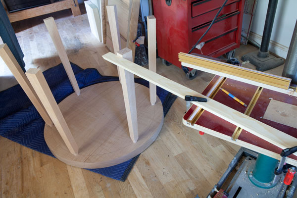 Leveling Table Legs