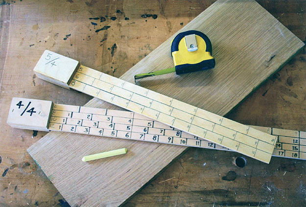 lumber rule attach fences