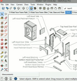 Guide to Using Sketchup for Woodworkers