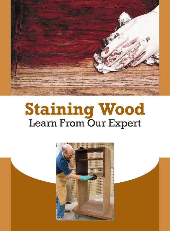 Tips On Staining Wood Free Guide To Getting The Most From Your