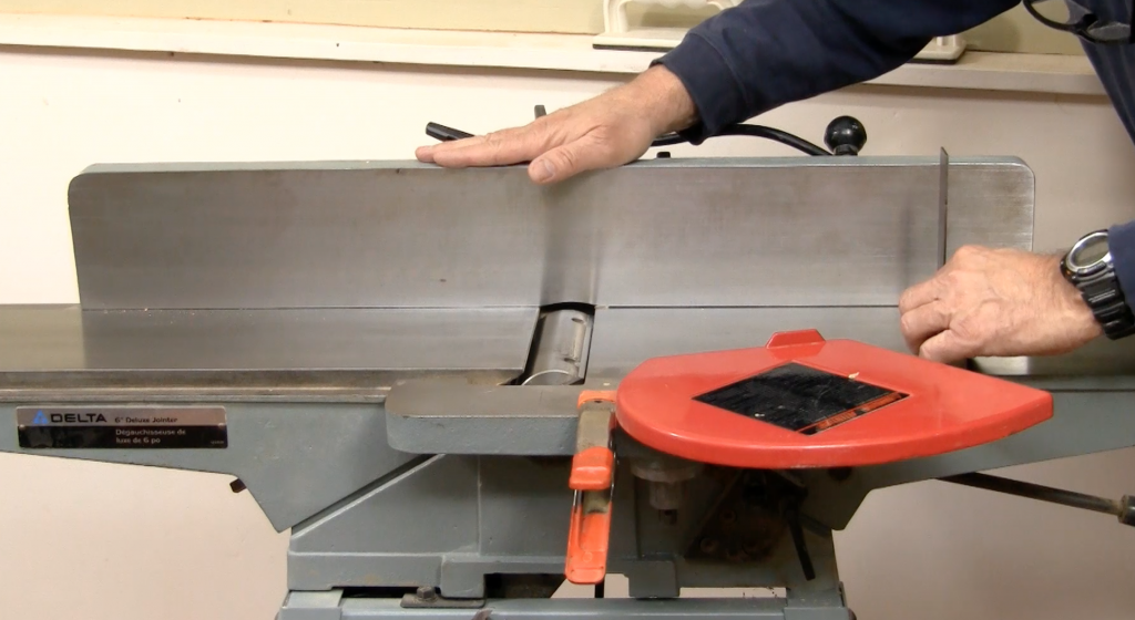 The jointer is one of the foundation woodworking tools.